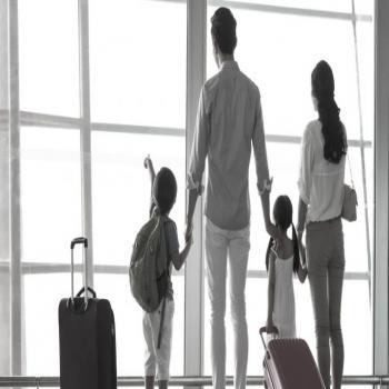 Cumplir el sueño de viajar por el mundo con mi familia