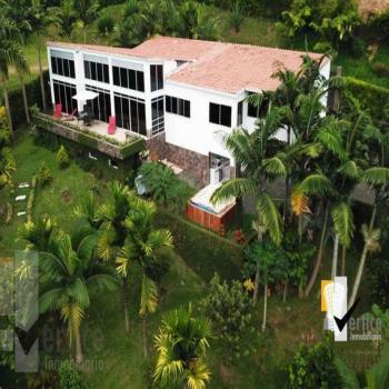 La casa campestre de mis sueños