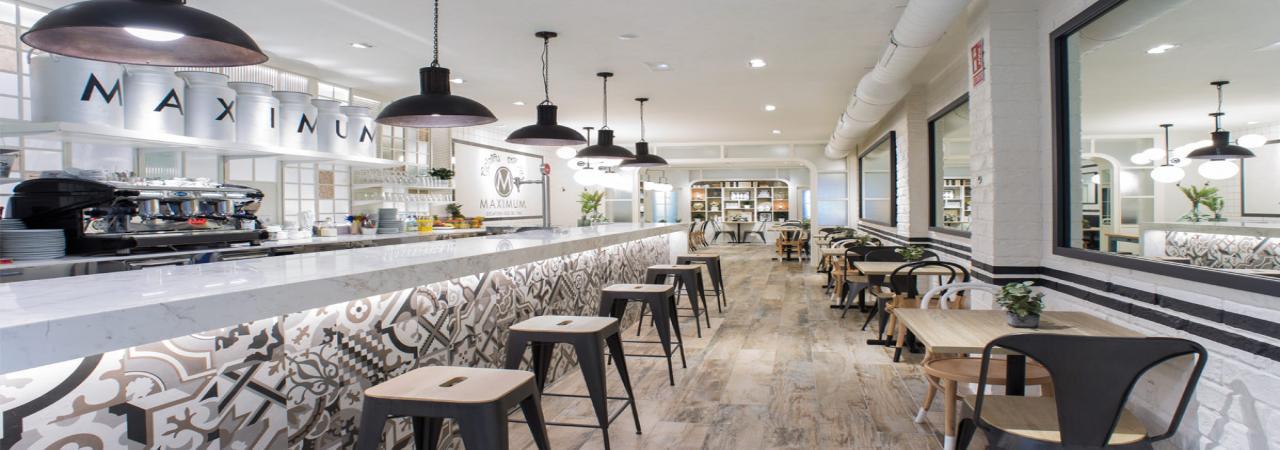 Cadena de Helados gourmet con Cafetería