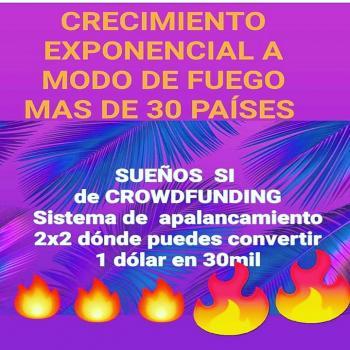 SUEÑOS SI CROWDFUNDING GANA DINERO EN AUTOMATICO