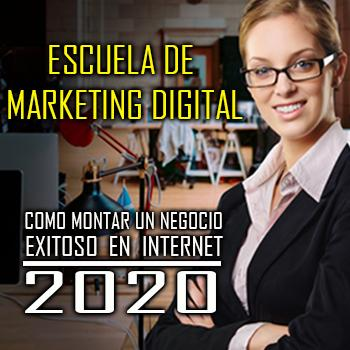 ESCUELA DE MARKETING DIGITAL 2020
