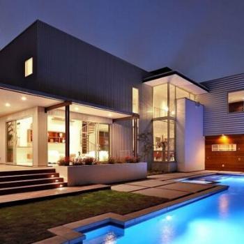 esta es la casa de mis sueños