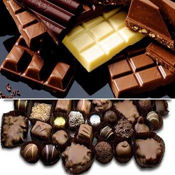Caccaú chocolates